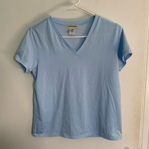 Banana Republic Short Sleeve V-Neck Shirt